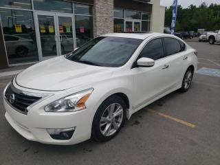 Used 2015 Nissan Altima 2.5 SL for sale in Trenton, ON