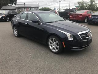 Used 2015 Cadillac ATS 2.5L for sale in Truro, NS
