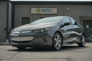 Used 2017 Chevrolet Volt LT COMFORT PACKAGE, REAR VISION CAMERA, CARFAX CLEAN! for sale in Burlington, ON