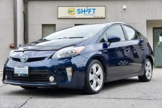 Used 2012 Toyota Prius FANTASTIC CONDITION INSIDE AND OUT for sale in Burlington, ON