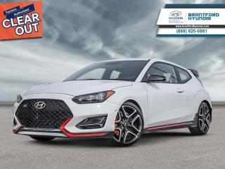 New 2020 Hyundai Veloster N Performance  - Heated Seats - $209 B/W for sale in Brantford, ON