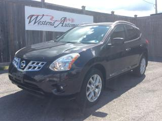 Used 2011 Nissan Rogue SL for sale in Stittsville, ON