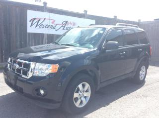 Used 2012 Ford Escape XLT for sale in Stittsville, ON