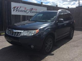 Used 2013 Subaru Forester X Touring for sale in Stittsville, ON