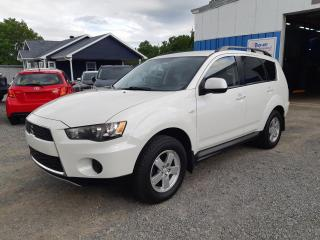 Used 2013 Mitsubishi Outlander 2 RM 4 portes ES for sale in St-Pierre-Les-Becquets, QC