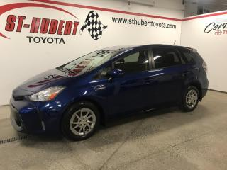 Used 2015 Toyota Prius V Hybride for sale in St-Hubert, QC