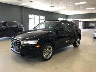 Used 2016 Audi Q3 2.0T QUATTRO PREMIUM PLUS*BLUETOOTH*PANORAMIC ROOF for sale in North York, ON