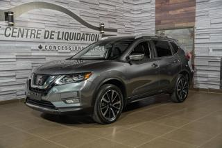 Used 2017 Nissan Rogue SL AWD +CUIR+CAMERA+NAVIGATION for sale in Laval, QC