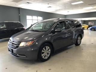 Used 2015 Honda Odyssey EX-L*NAVIGATION*REAR VIEW CAMERA*CERTIFIED*VERY CL for sale in North York, ON