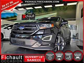 Used 2018 Ford Edge Sport Traction intégrale for sale in Châteauguay, QC