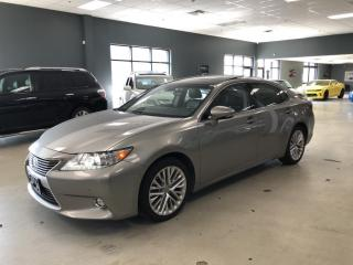 Used 2015 Lexus ES 350 EXECUTIVE PACKAGE*ONE OWNER*NAVIGATION*PANO*BACK-U for sale in North York, ON