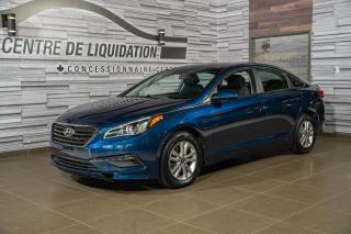 Used 2016 Hyundai Sonata 2.4L GL+CAMERA DE RECUL+MAGS+GR ELECTRIQUE+A/C for sale in Laval, QC