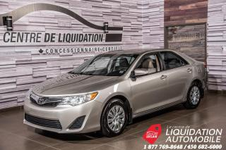 Used 2014 Toyota Camry LE GR,ÉLECT+A/C for sale in Laval, QC