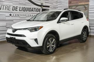 Used 2018 Toyota RAV4 LE AWD+CAMERA for sale in Laval, QC