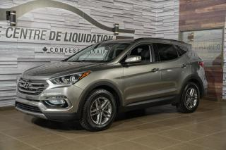 Used 2017 Hyundai Santa Fe SPORT PREMIUM AWD for sale in Laval, QC