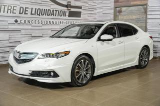 Used 2016 Acura TLX V6 Elite for sale in Laval, QC