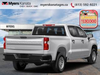 New 2020 Chevrolet Silverado 1500 Custom for sale in Kanata, ON
