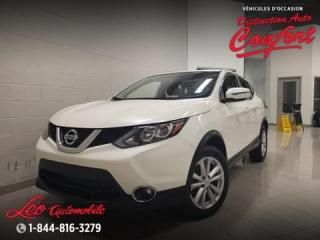 Used 2017 Nissan Qashqai S 4 portes CVT TI for sale in Chicoutimi, QC