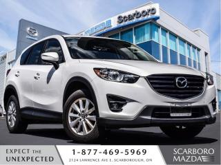 Used 2016 Mazda CX-5 1.5%@FINANCE|NEW BRAKES|AWD|LEATHER|MOONROOF for sale in Scarborough, ON
