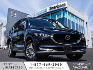 Used 2017 Mazda CX-5 1.5%@FINANCE|CPO|GS|AWD|MOON ROOF for sale in Scarborough, ON