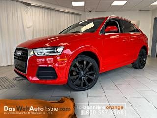 Used 2016 Audi Q3 quattro 4dr 2.0T Progressiv for sale in Sherbrooke, QC