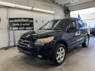 Used 2008 Hyundai Santa Fe Limited 5-Pass for sale in St-Raymond, QC