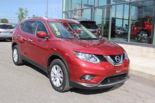 Used 2016 Nissan Rogue SV FWD CAMÉRA*MAIN LIBRE*SIÈGES CHAUFFAN for sale in Lévis, QC
