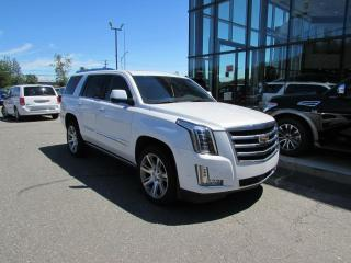 Used 2018 Cadillac Escalade PREMIUM LUXURY 4WD GPS*TOIT*CAMÉRAS for sale in Lévis, QC