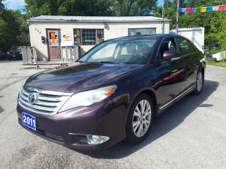 Used 2011 Toyota Avalon XLS Certiified for sale in Oshawa, ON