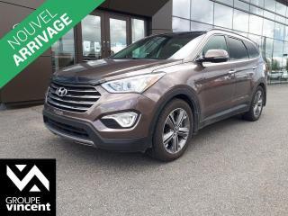 Used 2014 Hyundai Santa Fe XL LIMITED AWD GPS ** GARANTIE 10 ANS ** VUS de luxe très recherché! for sale in Shawinigan, QC