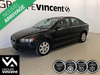 Used 2006 Volvo S40 2.4i **Vente tel quel au prix de l'encan! ** Vente tel quel au prix de l'encan! for sale in Shawinigan, QC
