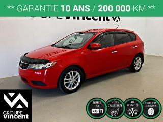 Used 2012 Kia Forte 5 EX ** GARANTIE 10 ANS ** Fiable et pratique! for sale in Shawinigan, QC