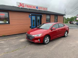 Used 2020 Hyundai Elantra Preferred w/Sun & Safety Package for sale in Millbrook, NS