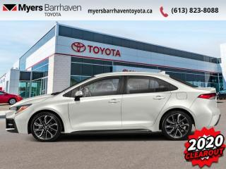 New 2020 Toyota Corolla - $297 B/W for sale in Ottawa, ON