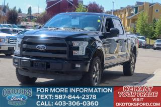 Used 2016 Ford F-150 Lariat 502A/LONG BOX/FX4/MAX TOW PACK/SPORT PACK for sale in Okotoks, AB