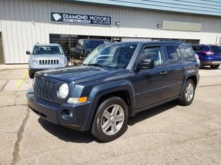 Used 2007 Jeep Patriot Sport (ONE OWNER, NO ACCIDENTS, 1 YEAR WARRANTY) for sale in Edmonton, AB