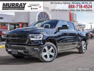 New 2020 RAM 1500 Sport 4x4 Crew Cab 6'4  Box for sale in Winnipeg, MB