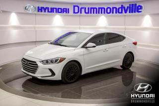 Used 2017 Hyundai Elantra GARANTIE + GROUPE ELECTRIQUE + WOW !! for sale in Drummondville, QC
