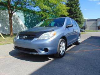 Used 2008 Toyota Matrix ******AUTOMATIQUE******TRES FIABLE****** for sale in St-Eustache, QC