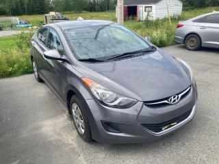Used 2011 Hyundai Elantra **L**A/C**PNEUS NEUF** for sale in Val-d'Or, QC