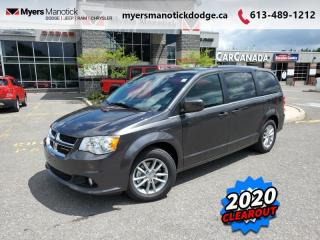 New 2020 Dodge Grand Caravan Premium Plus  - $215 B/W for sale in Ottawa, ON