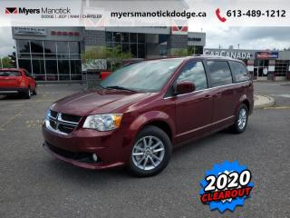 New 2020 Dodge Grand Caravan Premium Plus  - $202 B/W for sale in Ottawa, ON
