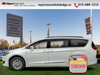 New 2020 Chrysler Pacifica Limited  - Leather Seats - $309 B/W for sale in Ottawa, ON