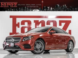 Used 2018 Mercedes-Benz E-Class E400 AMG|COUPE|HUD|MASSAGE|DISTRONIC|BURMESTER|FULLY LOADED for sale in North York, ON