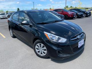 Used 2015 Hyundai Accent for sale in London, ON