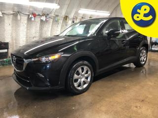 Used 2019 Mazda CX-3 AWD * Skyactiv-G * Push button ignition * Advanced Blind Spot Monitoring (ABSM) Blind Spot/Back-Up Camera/Forward Collision Mitigation and Rear Cross for sale in Cambridge, ON