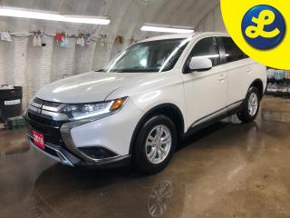 Used 2019 Mitsubishi Outlander 4WD * Alloy rims * Passive/keyless entry * Heated front seats * Automatic/manual mode * Dual climate control with rear vents * Electronic hand brake * for sale in Cambridge, ON
