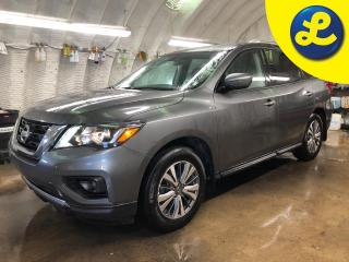 Used 2019 Nissan Pathfinder SV Navigation * 4WD * 7 Passenger * Blind Spot Warning (BSW) * Intelligent Emergency Braking (IEB) and Rear Cross Traffic Alert (RCTA) * 360 Degree Ba for sale in Cambridge, ON