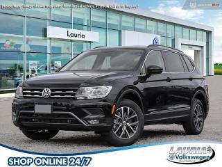 New 2020 Volkswagen Tiguan 2.0T Comfortline 4Motion AWD 7-Passenger for sale in PORT HOPE, ON