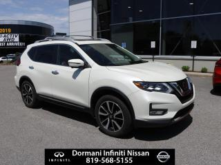 Used 2017 Nissan Rogue SL AWD for sale in Gatineau, QC